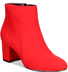 red pointed toe heels